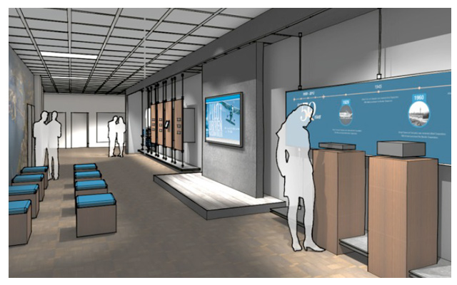 Bendix King Lobby Design